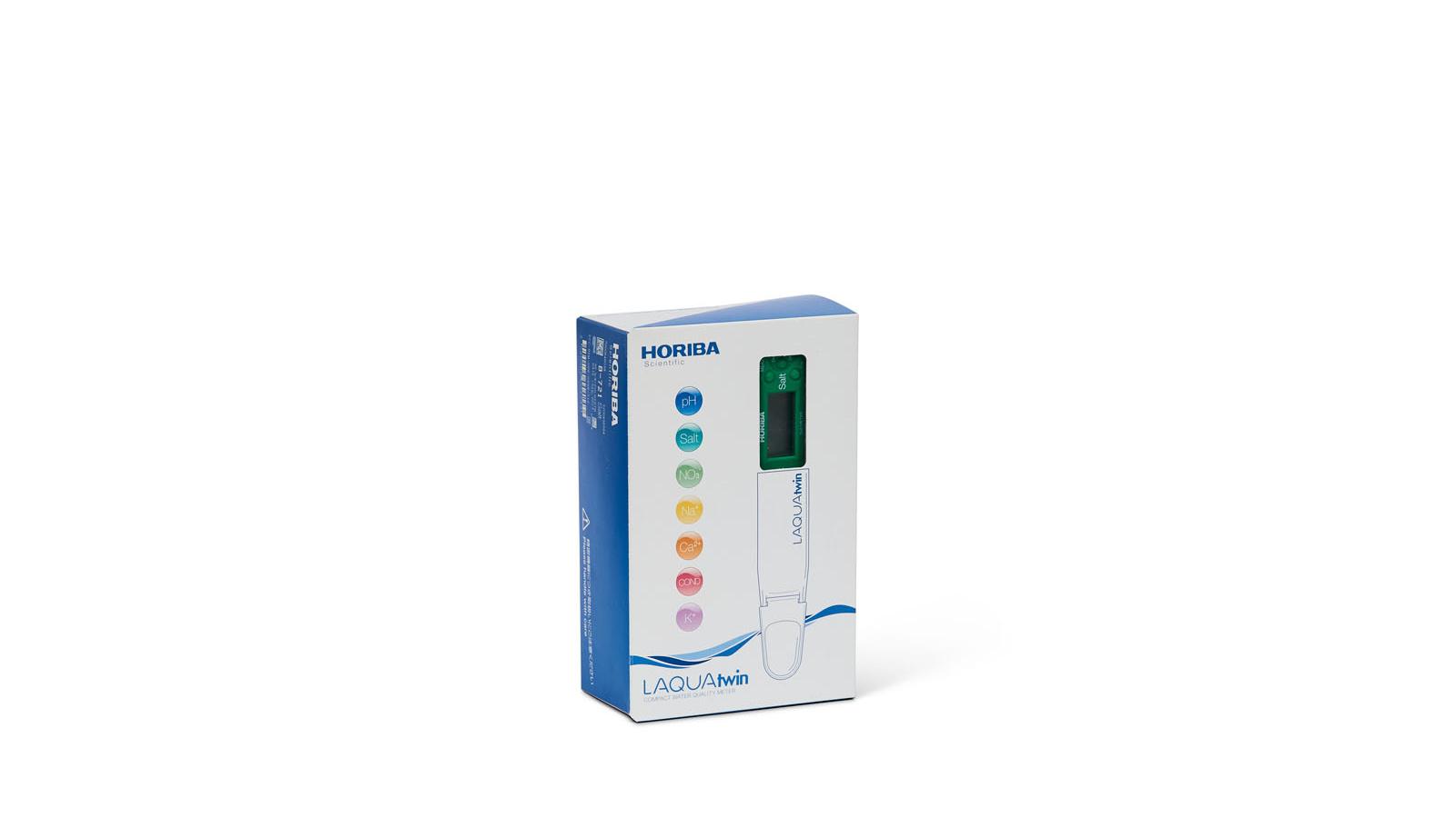 LAQUAtwin pH meter
